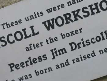the Driscoll Workshops still working