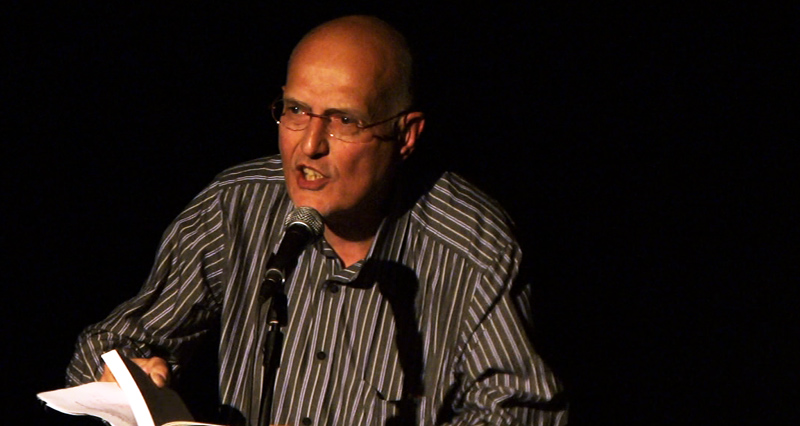 Peter Finch at the ICA July 2009
