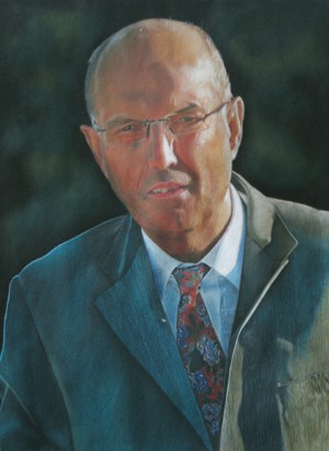 Peter Finch by Lorraine Bewsley
