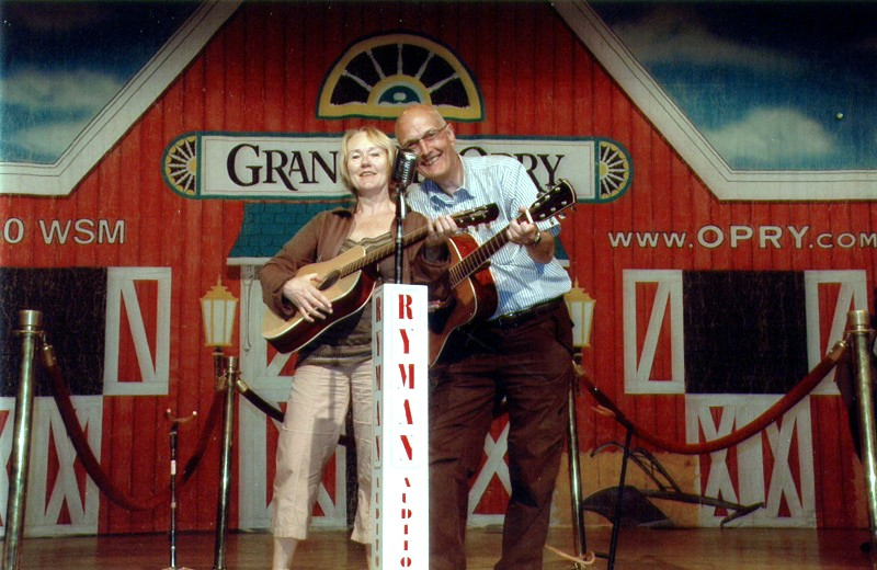 Peter & Sue live at the Ryman